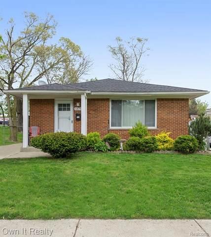 5879 Oldham Street, Taylor, MI 48180 (MLS #R2210039879) :: Berkshire Hathaway HomeServices Snyder & Company, Realtors®