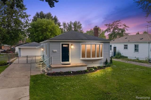 22408 Ridgeway Street, Saint Clair Shores, MI 48080 (MLS #R2210042400) :: Berkshire Hathaway HomeServices Snyder & Company, Realtors®