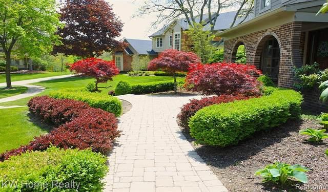6911 Duchess, Troy, MI 48098 (MLS #R2210043259) :: Berkshire Hathaway HomeServices Snyder & Company, Realtors®