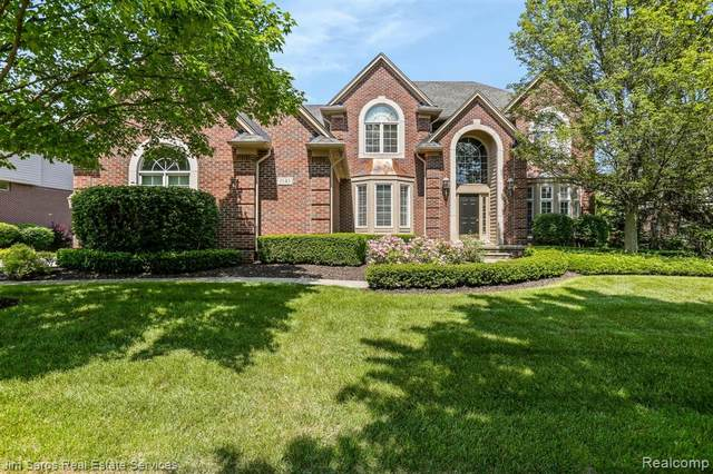 1143 Autumnview Drive, Rochester, MI 48307 (MLS #R2210045599) :: Berkshire Hathaway HomeServices Snyder & Company, Realtors®