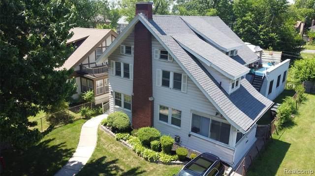 674 Glynn W, Detroit, MI 48202 (MLS #R2210045770) :: Berkshire Hathaway HomeServices Snyder & Company, Realtors®