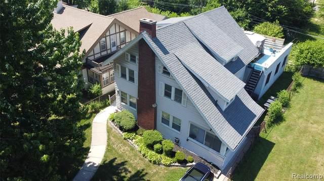 674 Glynn W, Detroit, MI 48202 (MLS #R2210046069) :: Berkshire Hathaway HomeServices Snyder & Company, Realtors®
