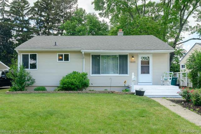 1520 Levona Street, Ypsilanti, MI 48198 (MLS #R2210045589) :: Berkshire Hathaway HomeServices Snyder & Company, Realtors®