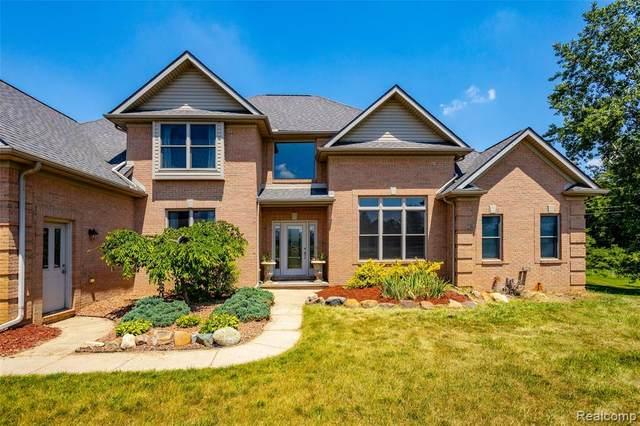 9121 Desert Trail Dr, Milan, MI 48160 (MLS #R2210046640) :: Berkshire Hathaway HomeServices Snyder & Company, Realtors®