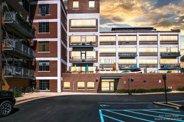 315 Second Street #503, Ann Arbor, MI 48103 (MLS #3281832) :: Berkshire Hathaway HomeServices Snyder & Company, Realtors®