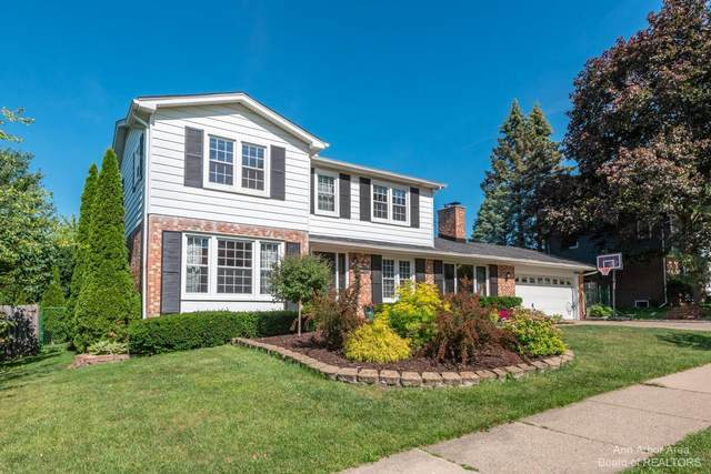 2375 Mershon Drive, Ann Arbor, MI 48103 (MLS #3281845) :: Berkshire Hathaway HomeServices Snyder & Company, Realtors®