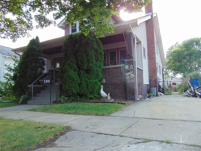 130 S William Street, Marine City, MI 48039 (MLS #R2210047136) :: Berkshire Hathaway HomeServices Snyder & Company, Realtors®