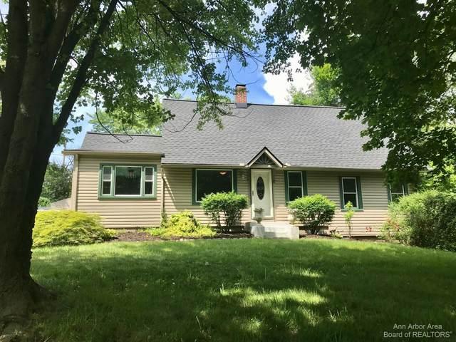 238 S Ann Arbor Street, Saline, MI 48176 (MLS #3281792) :: Berkshire Hathaway HomeServices Snyder & Company, Realtors®