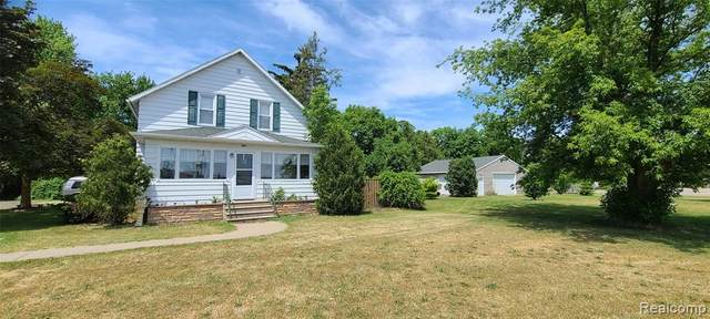 8871 Unionville Road, Sebewaing, MI 48759 (MLS #R2210048626) :: Berkshire Hathaway HomeServices Snyder & Company, Realtors®