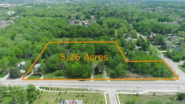 26202 Beck Road, Novi, MI 48374 (MLS #R2210050143) :: Berkshire Hathaway HomeServices Snyder & Company, Realtors®