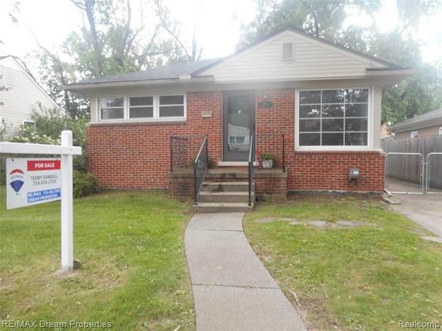 1916 Kalama Avenue, Royal Oak, MI 48067 (MLS #R2210050443) :: Berkshire Hathaway HomeServices Snyder & Company, Realtors®