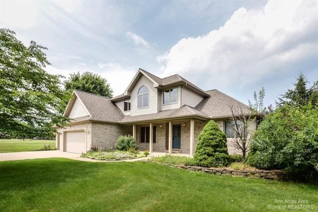 10214 Tims Lake Boulevard, Grass Lake, MI 49240 (MLS #3281505) :: Berkshire Hathaway HomeServices Snyder & Company, Realtors®