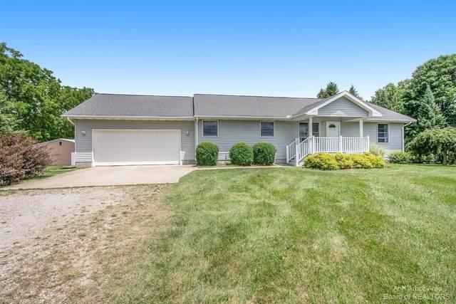 13470 Curtis Road, Grass Lake, MI 49240 (MLS #3282409) :: Berkshire Hathaway HomeServices Snyder & Company, Realtors®