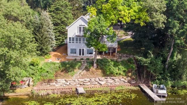 616 Island Lake Rd, Chelsea, MI 48118 (MLS #3282501) :: Berkshire Hathaway HomeServices Snyder & Company, Realtors®