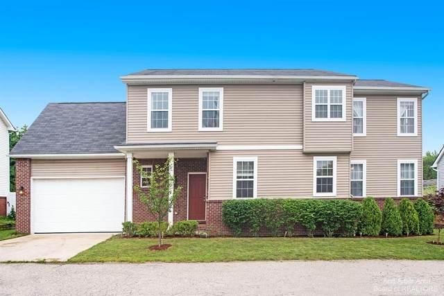 1718 Enclave Lane, Ann Arbor, MI 48103 (MLS #3282339) :: Berkshire Hathaway HomeServices Snyder & Company, Realtors®