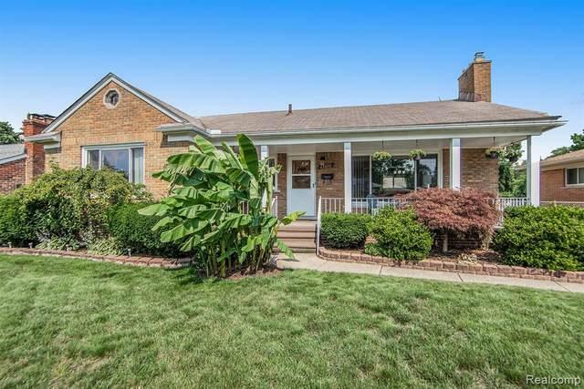 23600 Masch Avenue, Warren, MI 48091 (MLS #R2210055846) :: Berkshire Hathaway HomeServices Snyder & Company, Realtors®