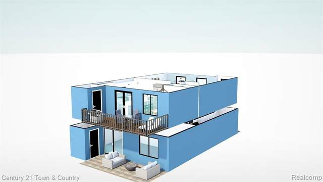 204 Oakwood Drive, Holly, MI 48442 (MLS #R2210058110) :: Berkshire Hathaway HomeServices Snyder & Company, Realtors®