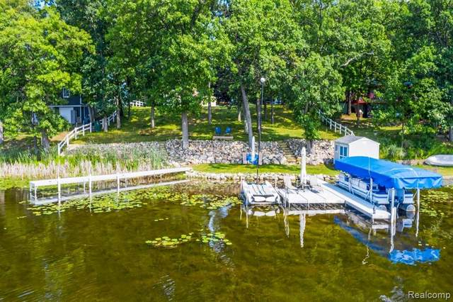 613 Island, Grass Lake, MI 49240 (MLS #R2210058001) :: Berkshire Hathaway HomeServices Snyder & Company, Realtors®