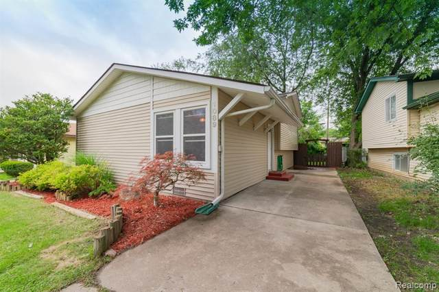 1089 Hendricks Way, Waterford, MI 48328 (MLS #R2210059184) :: Berkshire Hathaway HomeServices Snyder & Company, Realtors®