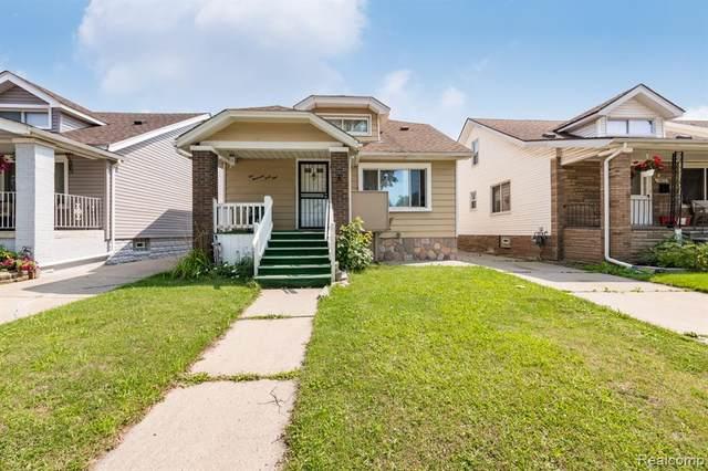 10049 Blesser Street, Dearborn, MI 48126 (MLS #R2210059289) :: Berkshire Hathaway HomeServices Snyder & Company, Realtors®