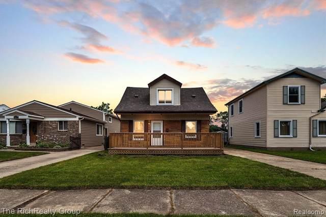 28806 Block Street, Garden City, MI 48135 (MLS #R2210059305) :: Berkshire Hathaway HomeServices Snyder & Company, Realtors®