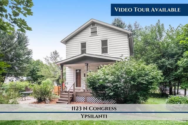 1123 N Congress Street, Ypsilanti, MI 48197 (MLS #3282806) :: Berkshire Hathaway HomeServices Snyder & Company, Realtors®