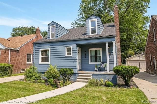 1804 Anita Avenue, Grosse Pointe Woods, MI 48236 (MLS #R2210061187) :: Berkshire Hathaway HomeServices Snyder & Company, Realtors®