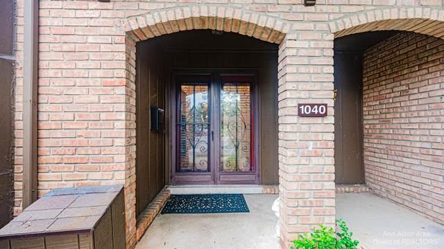 1040 Greenhills Drive, Ann Arbor, MI 48105 (MLS #3282992) :: Berkshire Hathaway HomeServices Snyder & Company, Realtors®