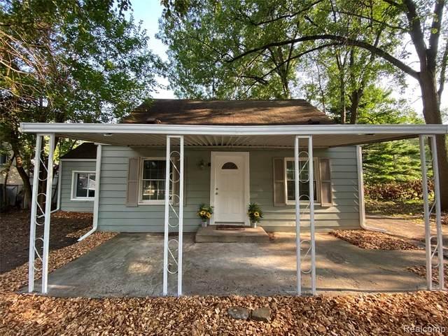 19775 W Nine Mile Road, Southfield, MI 48075 (MLS #R2210061406) :: Berkshire Hathaway HomeServices Snyder & Company, Realtors®