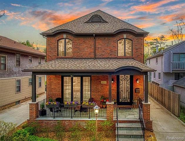 468 Park St, Birmingham, MI 48009 (MLS #R2210061771) :: Berkshire Hathaway HomeServices Snyder & Company, Realtors®