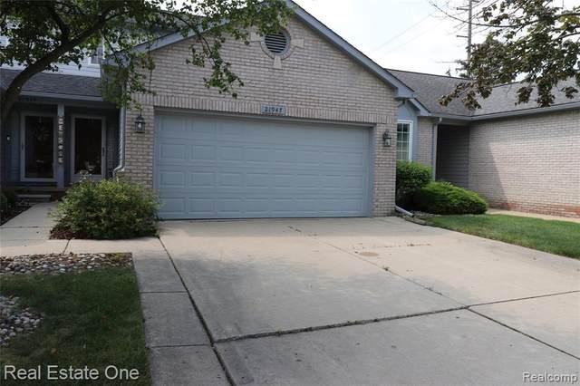 21947 Quail Ridge Drive S #2, Brownstown, MI 48193 (MLS #R2210062783) :: Berkshire Hathaway HomeServices Snyder & Company, Realtors®