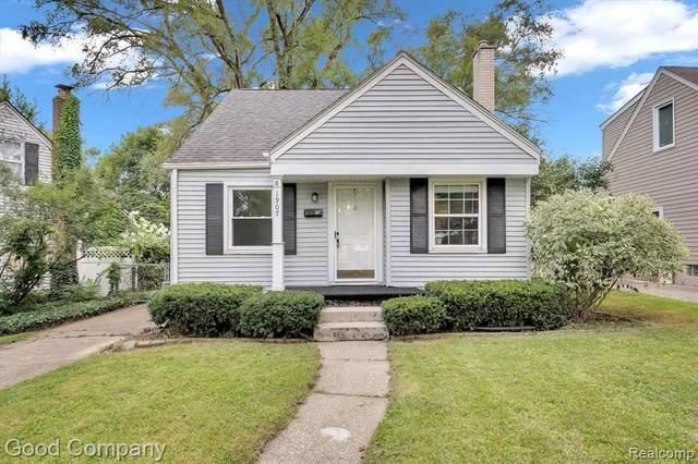 1907 N Connecticut Avenue, Royal Oak, MI 48073 (MLS #R2210062714) :: Berkshire Hathaway HomeServices Snyder & Company, Realtors®