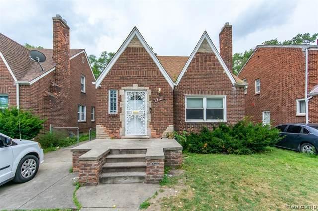 16621 Lauder Street, Detroit, MI 48235 (MLS #R2210065841) :: Berkshire Hathaway HomeServices Snyder & Company, Realtors®