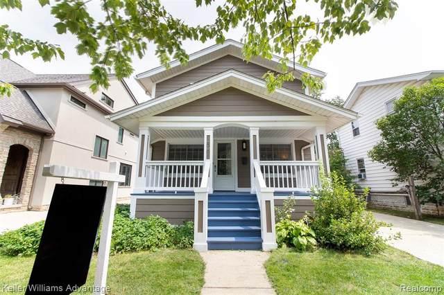 1561 S Bates Street, Birmingham, MI 48009 (MLS #R2210062363) :: Berkshire Hathaway HomeServices Snyder & Company, Realtors®