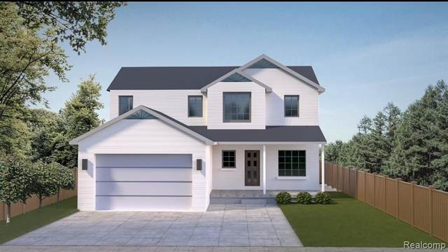 26973 Pepperwood Drive, Woodhaven, MI 48183 (MLS #R2210066824) :: Berkshire Hathaway HomeServices Snyder & Company, Realtors®