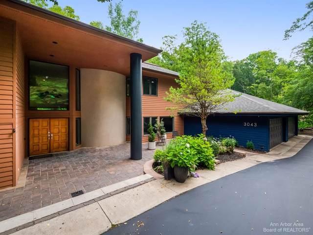 3043 Overridge Drive, Ann Arbor, MI 48104 (MLS #3283282) :: Berkshire Hathaway HomeServices Snyder & Company, Realtors®