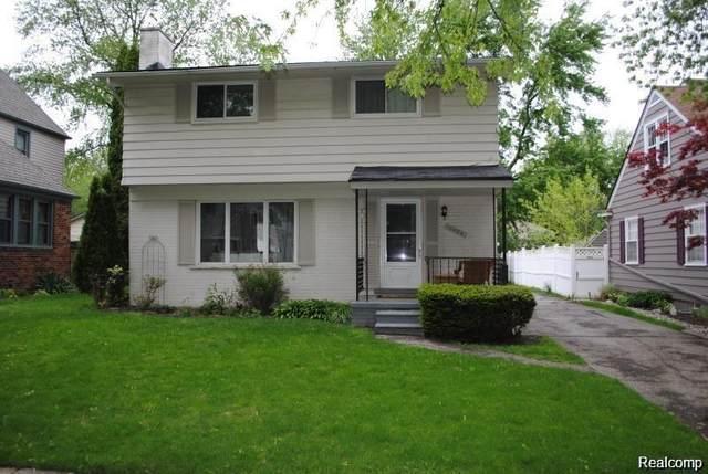 10424 Lincoln Drive, Huntington Woods, MI 48070 (MLS #R2210067427) :: Berkshire Hathaway HomeServices Snyder & Company, Realtors®
