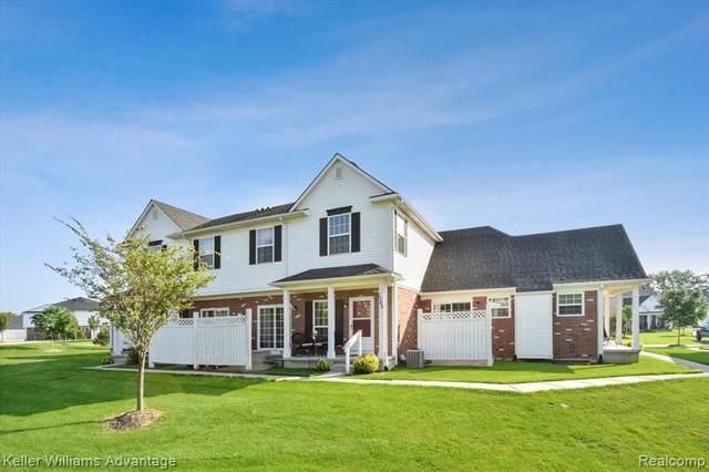 1503 Riversedge Drive #58, Saline, MI 48176 (MLS #R2210068141) :: Berkshire Hathaway HomeServices Snyder & Company, Realtors®