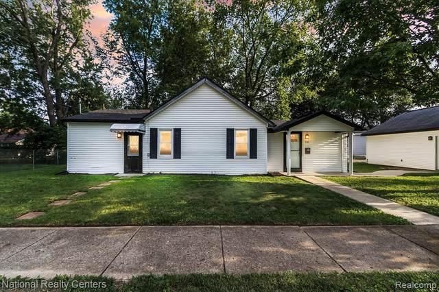 131 S Josephine Avenue, Waterford, MI 48328 (MLS #R2210068165) :: Berkshire Hathaway HomeServices Snyder & Company, Realtors®
