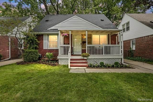 2125 Dallas Avenue, Royal Oak, MI 48067 (MLS #R2210067615) :: Berkshire Hathaway HomeServices Snyder & Company, Realtors®