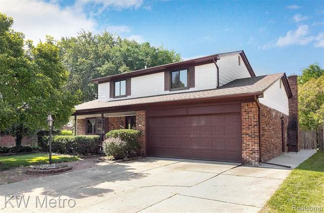 1564 Welling Drive, Troy, MI 48085 (MLS #R2210068093) :: Berkshire Hathaway HomeServices Snyder & Company, Realtors®