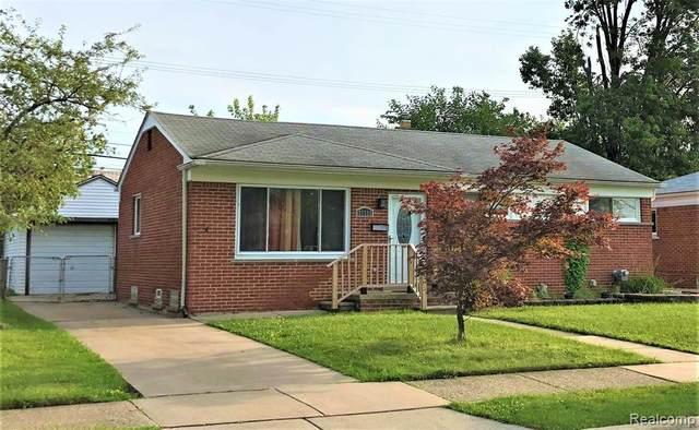 21536 Barton Street, Saint Clair Shores, MI 48081 (MLS #R2210069455) :: Berkshire Hathaway HomeServices Snyder & Company, Realtors®