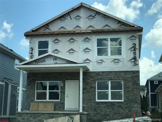 300 Jotham Avenue, Auburn Hills, MI 48326 (MLS #R2210069671) :: Berkshire Hathaway HomeServices Snyder & Company, Realtors®