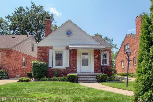 821 N Highland Street, Dearborn, MI 48128 (MLS #R2210069879) :: Berkshire Hathaway HomeServices Snyder & Company, Realtors®
