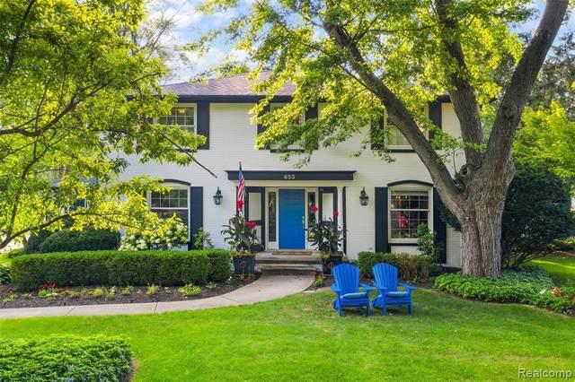 653 Fairfax Street, Birmingham, MI 48009 (MLS #R2210067913) :: Berkshire Hathaway HomeServices Snyder & Company, Realtors®