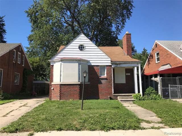 10431 Roxbury Street, Detroit, MI 48224 (MLS #R2210070086) :: Berkshire Hathaway HomeServices Snyder & Company, Realtors®