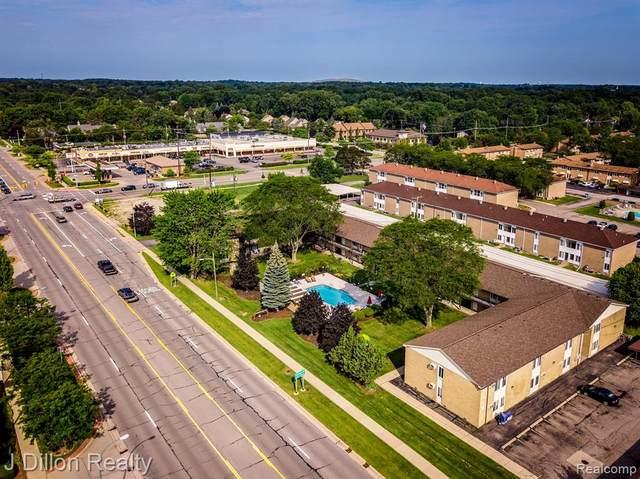 1450 W Ann Arbor Rd # 20, Plymouth, MI 48170 (MLS #R2210071447) :: Berkshire Hathaway HomeServices Snyder & Company, Realtors®