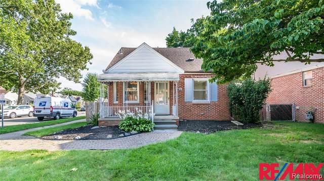 22001 Madison Street, Dearborn, MI 48124 (MLS #R2210071672) :: Berkshire Hathaway HomeServices Snyder & Company, Realtors®