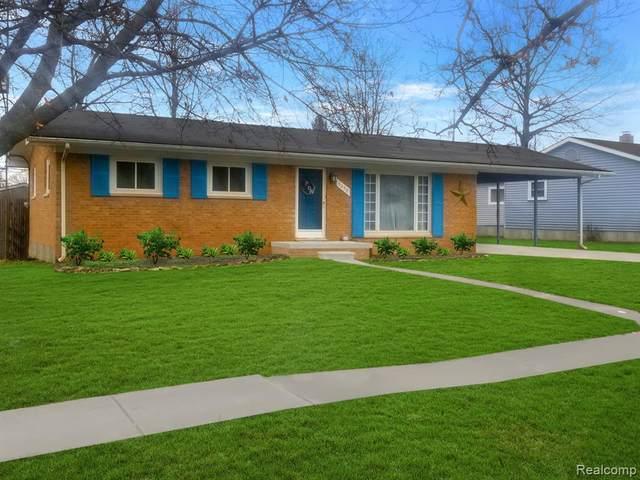 5458 Litchfield Drive, Flint, MI 48532 (MLS #R2210072706) :: Berkshire Hathaway HomeServices Snyder & Company, Realtors®