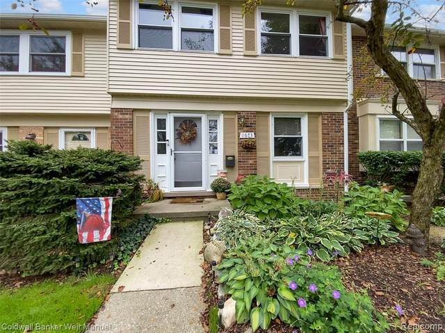 1673 Brentwood Drive, Troy, MI 48098 (MLS #R2210074158) :: Berkshire Hathaway HomeServices Snyder & Company, Realtors®